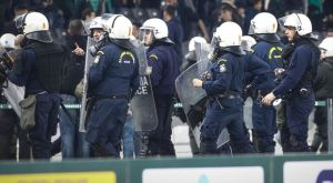 Παναθηναϊκός – Ολυμπιακός: Ανήλικοι τρεις από τους οκτώ συλληφθέντες για τα επεισόδια