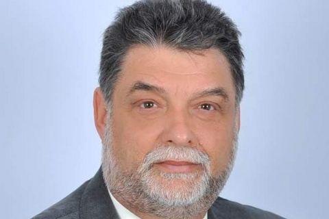 Ο Ηλίας Φωτεινάκης
