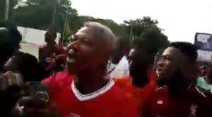 Λίβερπουλ – Μπαρτσελόνα: Οι πανηγυρισμοί έφτασαν μέχρι τη Γκάνα!