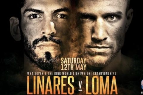 "Linares: ""Δεν ανησυχώ για τον Lomachenko, πιο δύσκολος ο Mikey Garcia"""