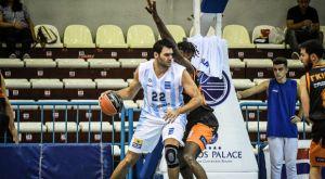 Basket League: MVP του πρώτου γύρου ο Μαυροειδής