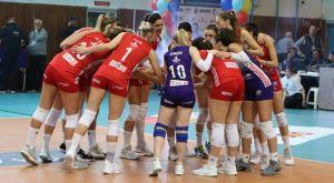Final 4 Κυπέλλου βόλεϊ γυναικών: Στον τελικό ο Ολυμπιακός, 3-0 την ΑΕΚ