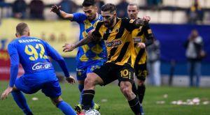 Παναιτωλικός – ΑΕΚ 1-1: Τα highlights από την ισοπαλία στο Αγρίνιο