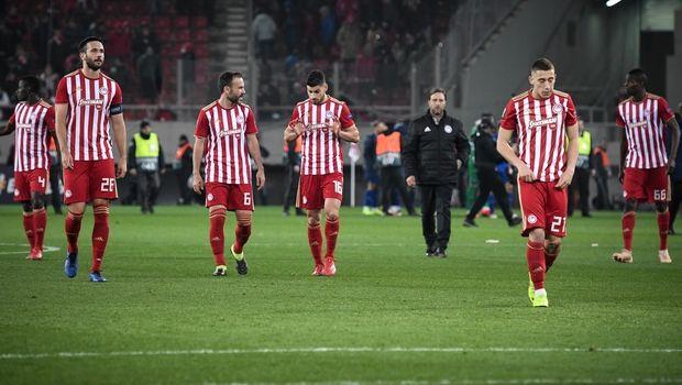 Βαθμολογία UEFA: Παρέμεινε 13η η Ελλάδα λόγω Ολυμπιακού