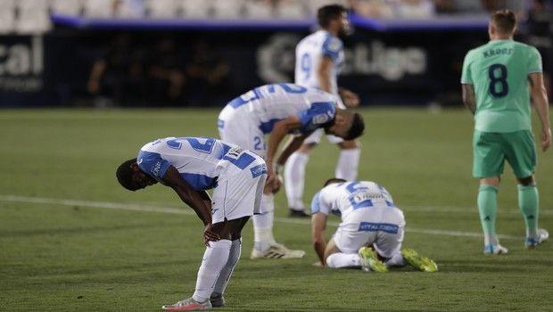 La Liga: Ισοπαλία η Ρεάλ, υποβιβάστηκε η Λεγκανιές των Σιόβα και Γκερέρο