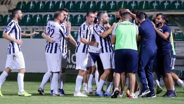 Απόλλων: Τρίτος ποδοσφαιριστής θετικός στον κορονοϊό