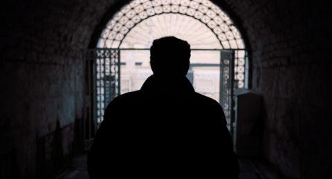 """Ο Ρεχάγκελ στη στοά του Καλλιμάρμαρου σε στιγμιότυπο από το """"King Otto"""""""