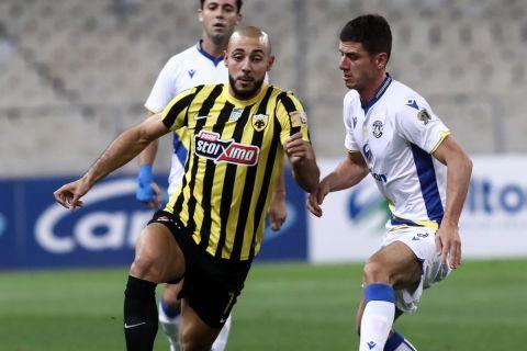 Ο Αμραμπάτ έπαιξε για πρώτη φορά με τα κιτρινόμαυρα, αλλά η ΑΕΚ έχασε 1-0 από τον Αστέρα Τρίπολης στο ΟΑΚΑ