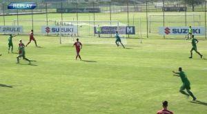 Κ17 Παναθηναϊκός: Παράπονα για γκολ που δεν μέτρησε στο 2-2 με τη Μπάγερν