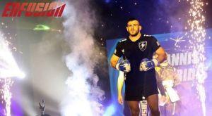 Τρίτος καλύτερος heavyweight του Enfusion ο Στοφορίδης