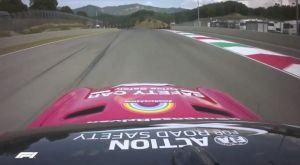 Formula 1: Κόκκινο το safety car στο Μουτζέλο προς τιμήν της Ferrari