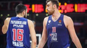 EuroLeague: Με Παπανικολάου και Μιλουτίνοβ τα καλύτερα καρφώματα Δεκεμβρίου
