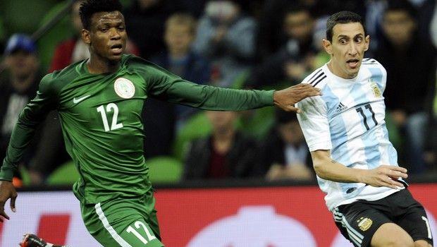 Συντριβή για Αργεντινή από Νιγηρία με ανατροπή