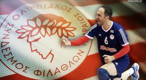 Ανανέωση συνεργασίας του Ολυμπιακού με τον Στεφάνου