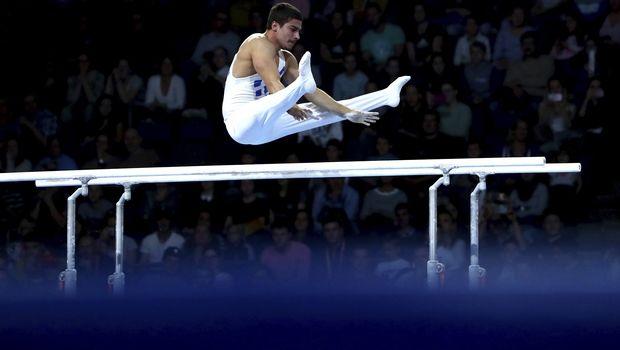 Γυμναστική: Στον τελικό του μονόζυγου ο Ηλιόπουλος