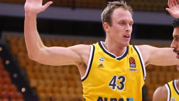 EuroLeague: MVP της εβδομάδας ο Λουκ Σίκμα