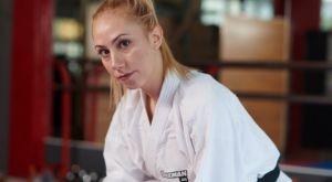 «Ασημένια» η Χατζηλιάδου στο πανευρωπαϊκό πρωτάθλημα καράτε
