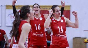 Volleyleague γυναικών: Πανναξιακός – Ολυμπιακός πράξη δεύτερη