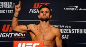UFC: Ο Stamann έχασε τον αδερφό του και το Σάββατο παίζει αγώνα