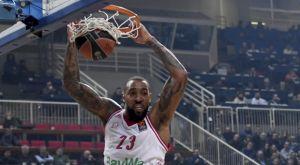 EuroLeague Top-10: Πέταξε ο Ντέρικ Γουίλιαμς!
