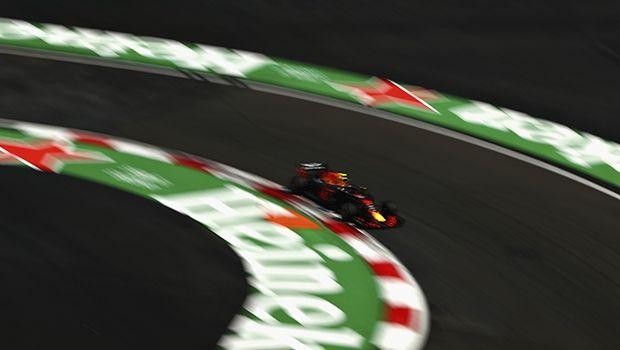 GP Μεξικού (FP2): Μία ταχύτητα πάνω οι Φερστάπεν - Ρικιάρντο