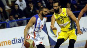 """Λιακόπουλος: """"Να ανέβει ο Ιωνικός στην Stoiximan.gr Basket League"""""""