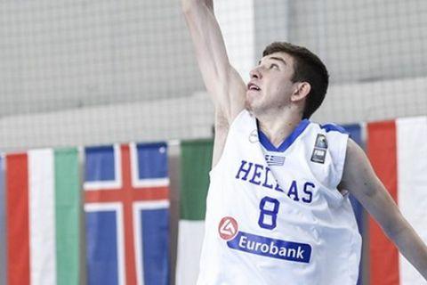 Στη μάχη του Eurobasket οι Έφηβοι