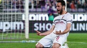 Serie A: Ο Τσαλχάνογλου κράτησε την Μίλαν στο κόλπο του Champions League