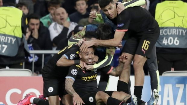 Manchester City/AP Photo/Bernat Armangue