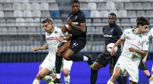 Παναθηναϊκός – ΠΑΟΚ 0-1: Ο Άκπομ έδωσε τη νίκη κόντρα στο βελτιωμένο τριφύλλι