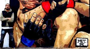 Khabib Nurmagomedov: Εντυπωσιακό γκράφιτι στην Τουρκία για χάρη του