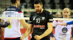 Volleyleague ανδρών: Ο ΠΑΟΚ καθάρισε την τριάδα, 3-1 τον Φοίνικα
