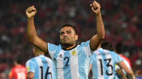 """Η Αργεντινή """"άλωσε"""" την Χιλή"""