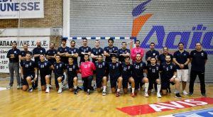 Handball Premier: Ο Δούκας πέρασε από τη Θεσσαλονίκη