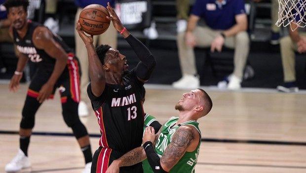 NBA Top 5: Στην κορυφή το κάρφωμα του Αντεμπάγιο