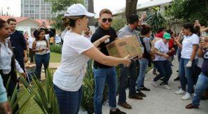 Ο Canelo δώρισε 1.000.000 δολάρια στους σεισμοπαθείς του Μεξικού