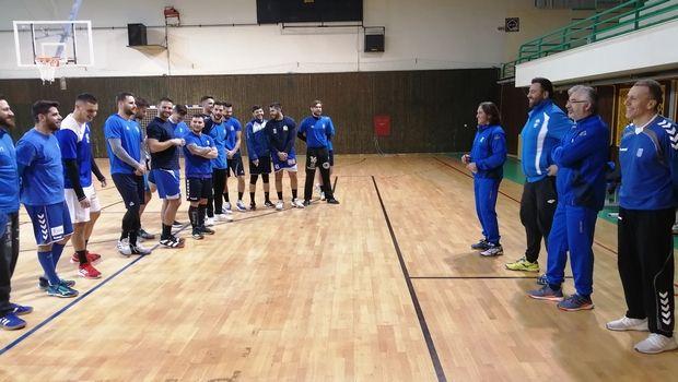 Χάντμπολ: Νίκη ή ισοπαλία χρειάζεται στο Ισραήλ η Εθνική Ανδρών