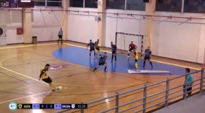 Stoiximan.gr Futsal Super League: Υπέροχα γκολ στα γήπεδα της σάλας!