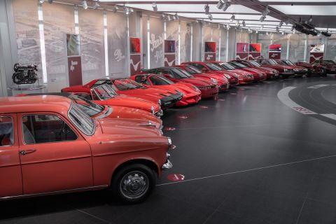 Να τα χιλιάσεις, Alfa Romeo