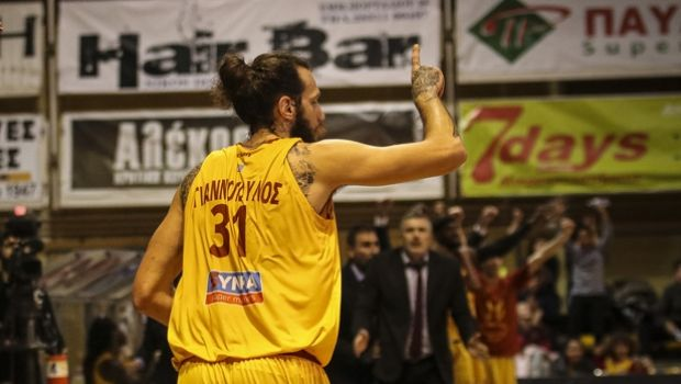Πρώτος σκόρερ στην ιστορία του Ρεθύμνου στην Stoiximan.gr Basket League ο Γιαννόπουλος