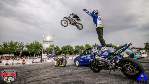 Χιλιάδες κόσμου και υπερθέαμα στο Motor Festival