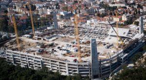 Αγιά Σοφιά: Το γήπεδο 100% στη Μάνα ΑΕΚ!