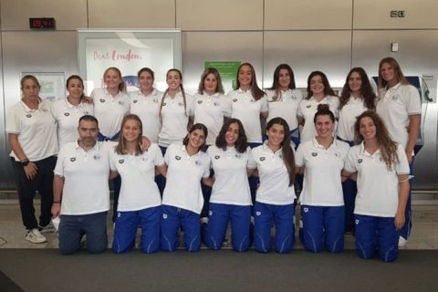 Ελλάδα - Ιταλία 12-6: Ιδανική πρεμιέρα για την Εθνική στο Παγκόσμιο Νέων γυναικών στο πόλο