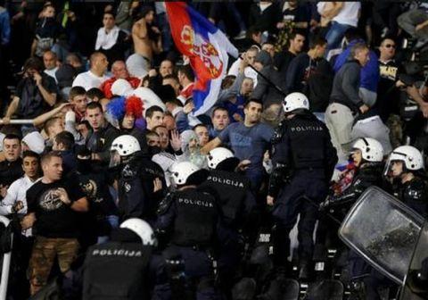 Διεκόπη το Σερβία - Αλβανία