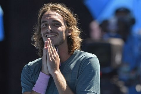Ο Τσιτσιπάς κατέκτησε το ATP 250 στη Μασσαλία