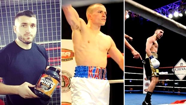 Sekhniashvili, Κατζουράκης και Μαβίδης παίζουν στο All Star Boxing