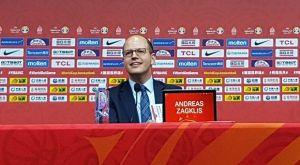 """Ζαγκλής: """"Η συμφωνία με την EuroLeague απαιτεί χρόνο"""""""