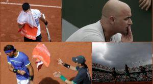 O Agassi στο Sport24.gr με φόντο τον Djokovic