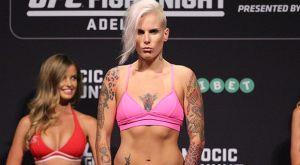 Το UFC ετοιμάζει νέα κατηγορία για τις γυναίκες;