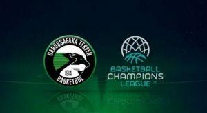 Νταρουσάφακα: Συμβόλαιο 3+2 χρόνων με το Basketball Champions League
